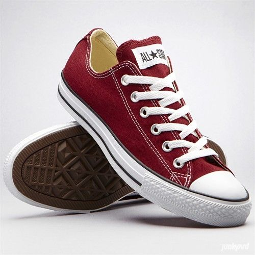 burgundy converse converse, maroon (they match lenior rhynes college colors!) @gregory  phillips NVFCTFN