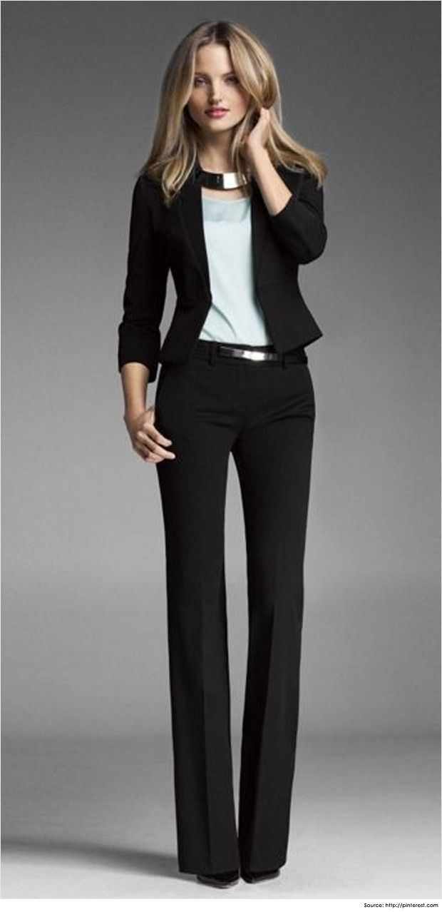 Complete Your Professional Look With A Perfect Business Wear For Women