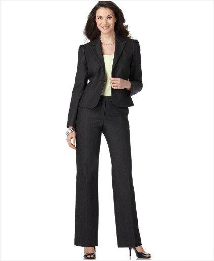 business wear for women ... women business pant suit DMWTFOH