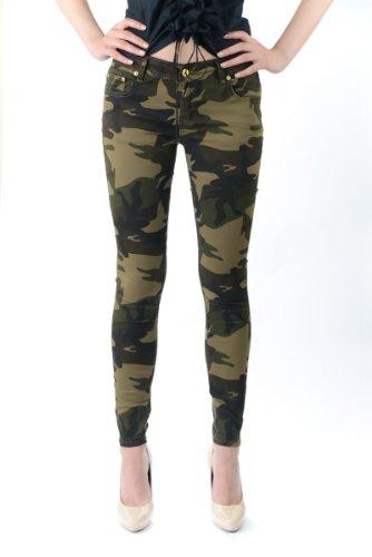 camo pants for women exocet womenu0027s camouflage pants at amazon womenu0027s clothing store: jeans NDQIGYR