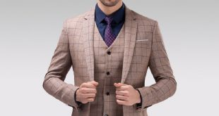 casual brown wedding suits for men YGNKNQR