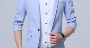 casual suits for men aliexpress.com : buy 2017 new spring fashion brand party blazer men casual  suit YYWJQNH