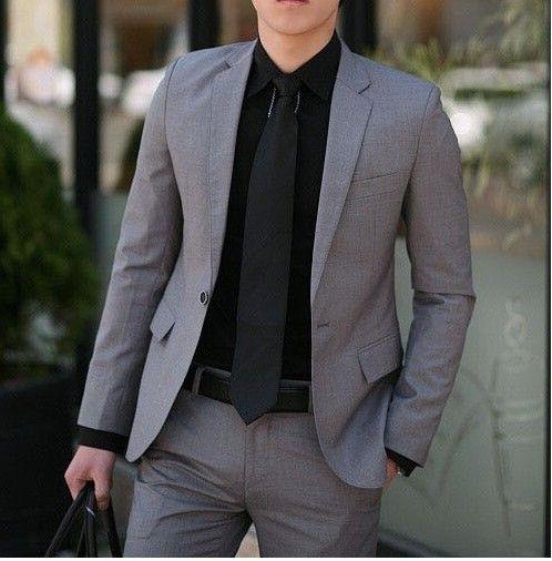 casual suits for men korean men suits slim suits menu0027s suits and suit wear business casual suits JWCIJUR