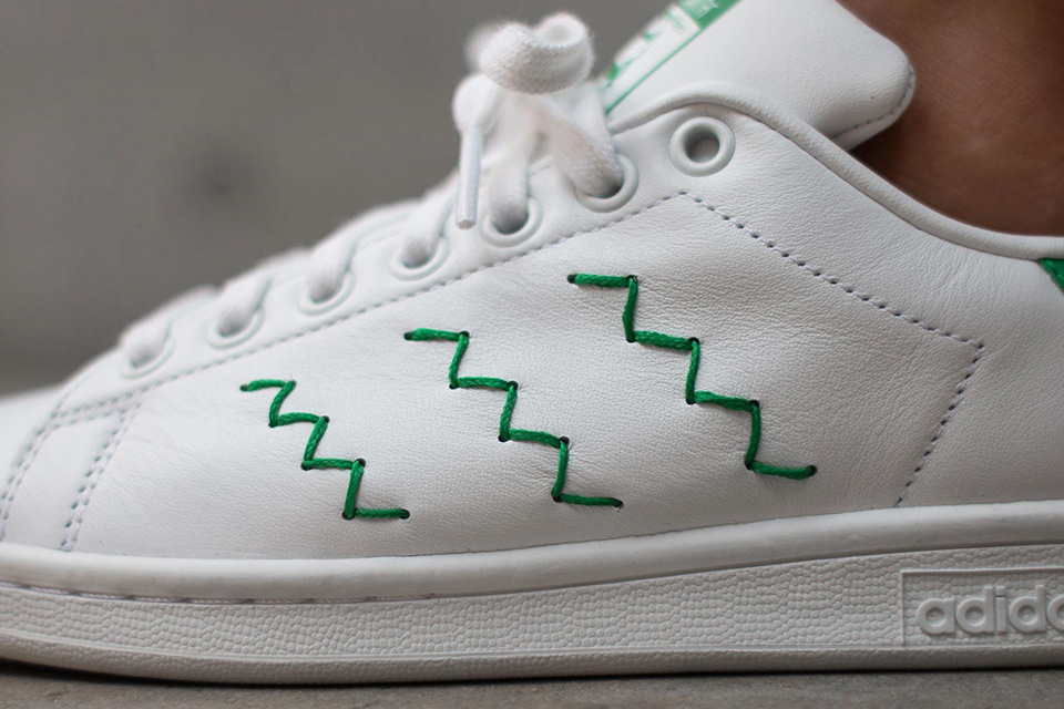check out the adidas originals stan smith zig zag QMGGKWN