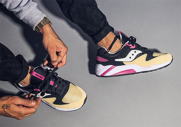 check out the saucony originals spring 2016 collection LWTSAJV