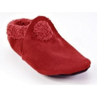 childrens shoes child vegan hotcake - brick JOULWUK