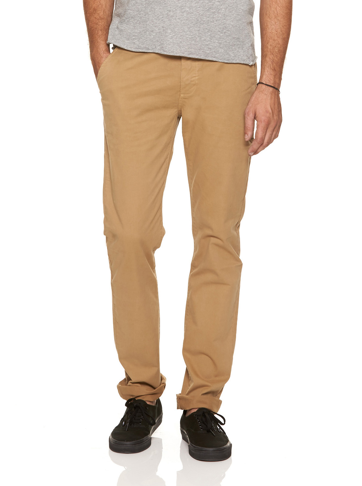 chino jeans riders by lee stretch chino in light camel ... FKBCNYB