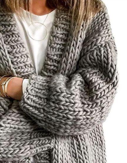 chunky knit cardigan chunky knit cardigans más COPXDJP