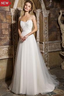 civil wedding dresses - w2714 IRWWHYL