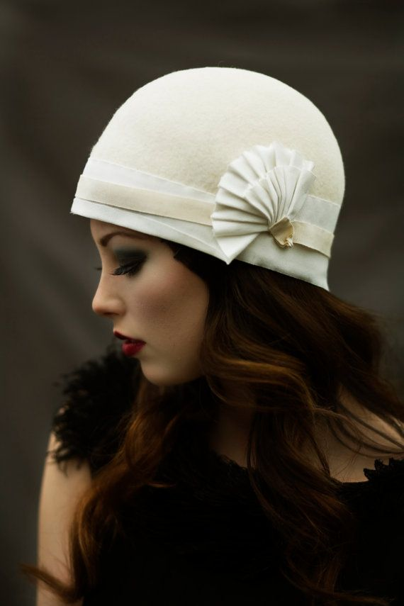 cloche hats find this pin and more on hats, hats, hats! DDCNKSI
