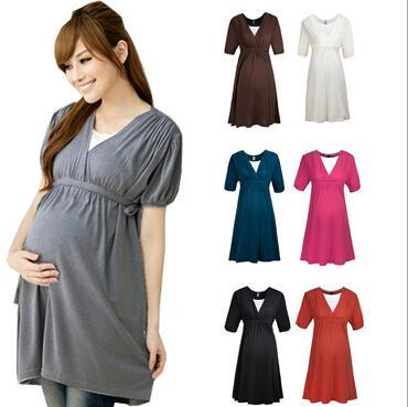 Styles and clothes for pregnant women