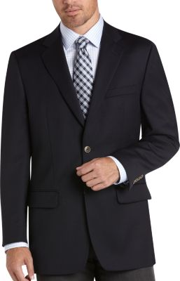 coat suit navy blazer - menu0027s blazers - joseph u0026 feiss gold | menu0027s wearhouse JAMJUDU