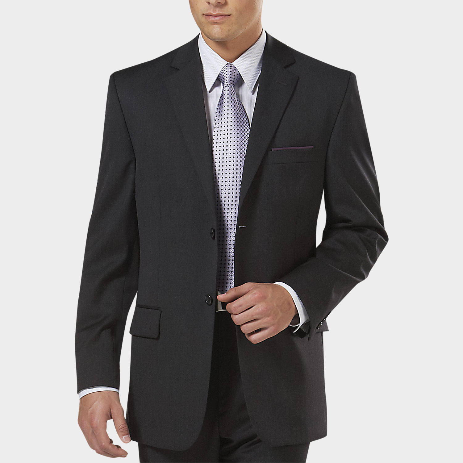 coat suit pronto uomo platinum suit separates coat, charcoal - menu0027s suit separate  coats | LUREPPC