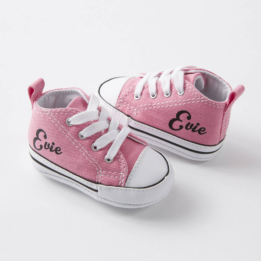 converse baby baby converse sneakers personalised GITNXGB