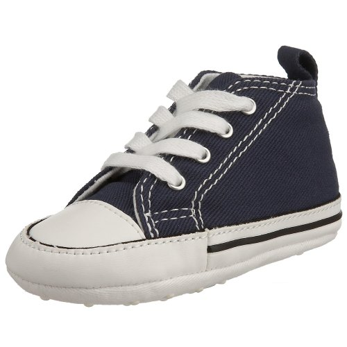converse baby shoes amazon.com | converse baby-boysu0027 chuck taylor first star hi canvas sneakers  | sneakers KALLQIT