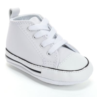 converse baby shoes baby converse first star leather crib shoes OPIWPZV