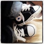 Converse baby shoes Just For you