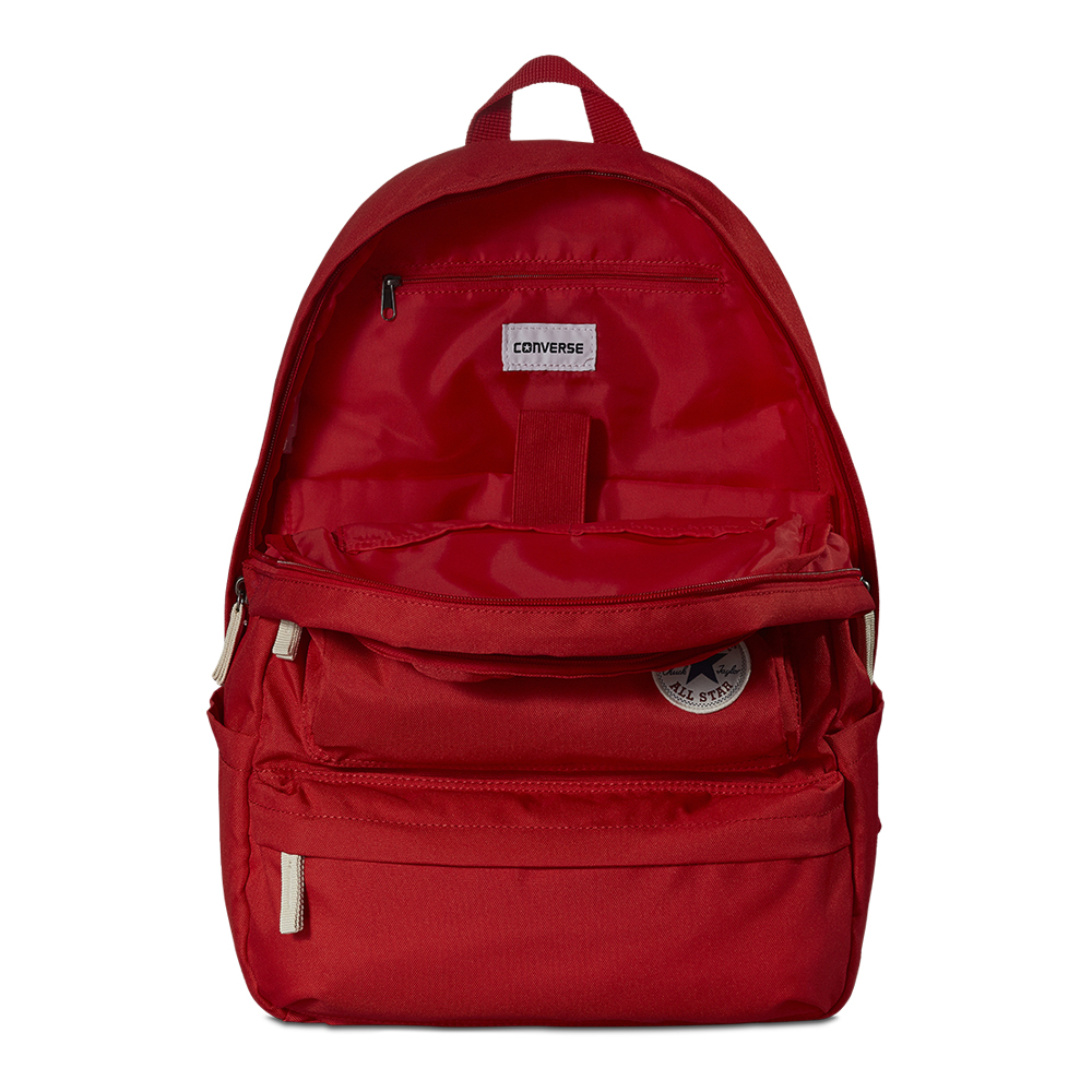 converse backpack ... chuck taylor all star backpack red ... XWEADYK