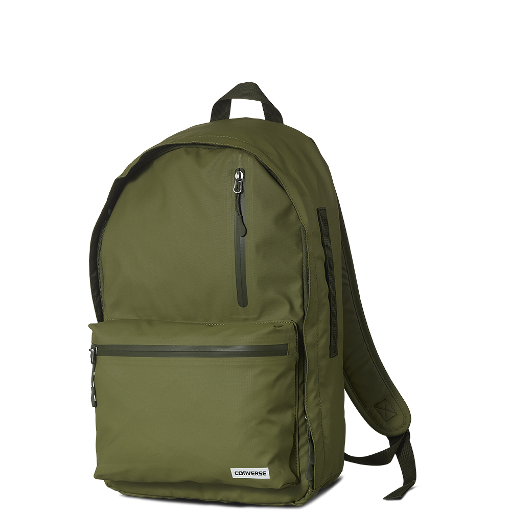 converse backpack rubber backpack green green QQCYIRL