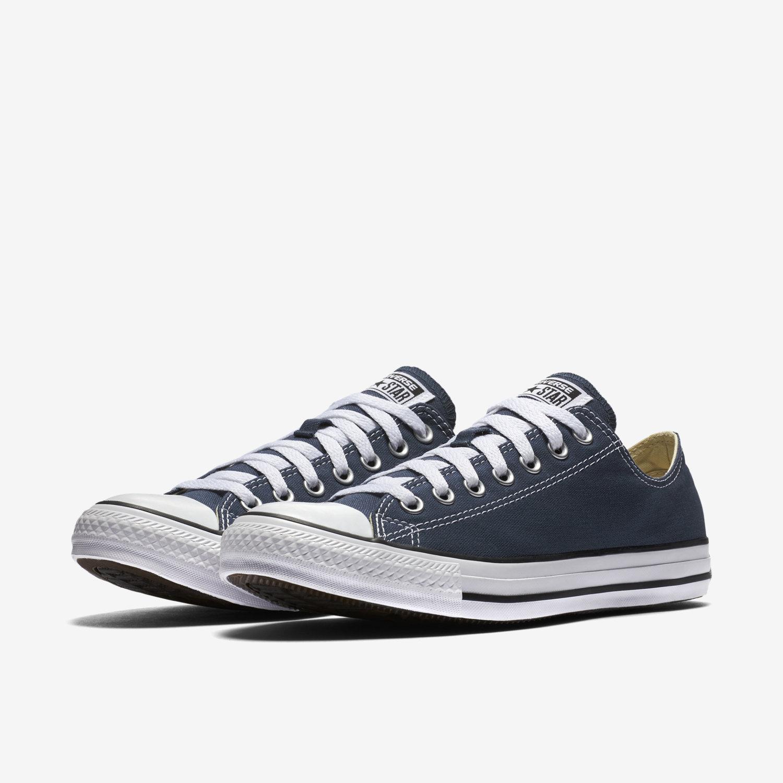 converse chuck taylor all star low top unisex shoe. nike.com VFFZQYQ