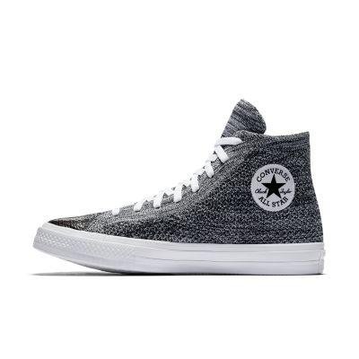 converse chuck taylor all star x nike flyknit high top unisex shoe. nike.com IUOGCRD