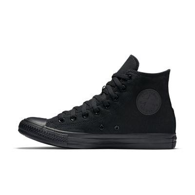 converse chuck taylor monochrome high top unisex shoe. nike.com QLGEEZN