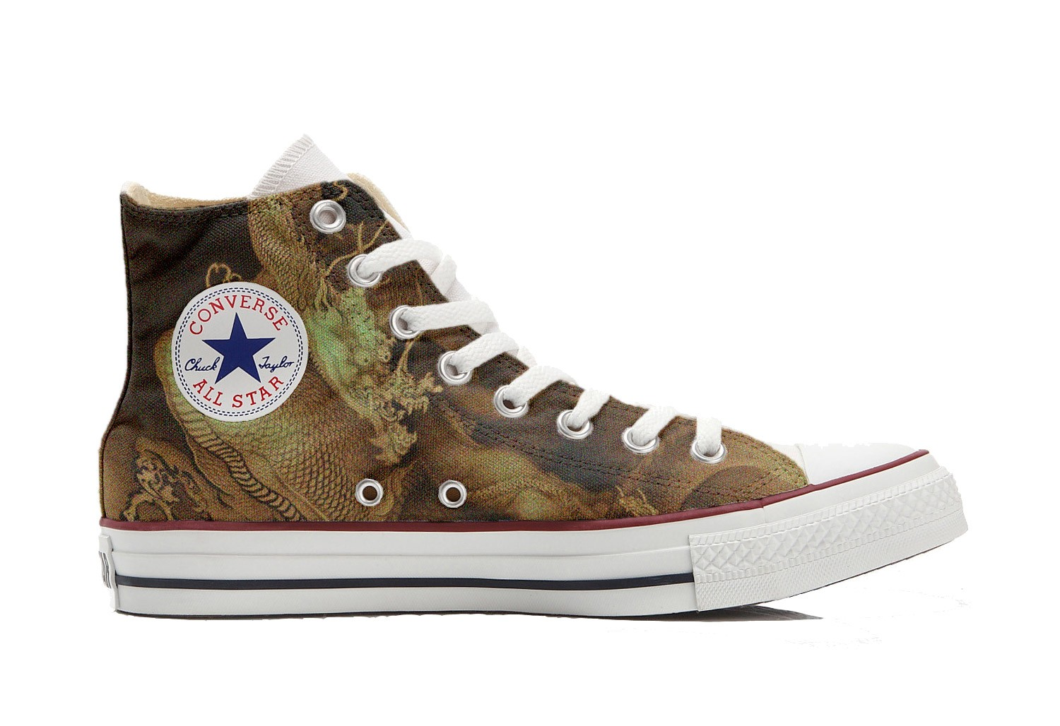 converse custom converse all star custom with dragons LCYARFZ
