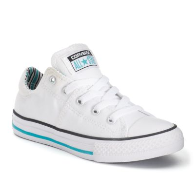 converse for girls girlsu0027 converse chuck taylor all star madison shoes ZJMKXUO