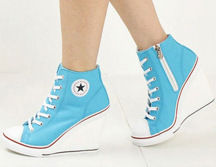 Converse heels the top option to get you going