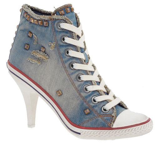 converse heels denim....i wish it was a wedge though TYNJTAZ