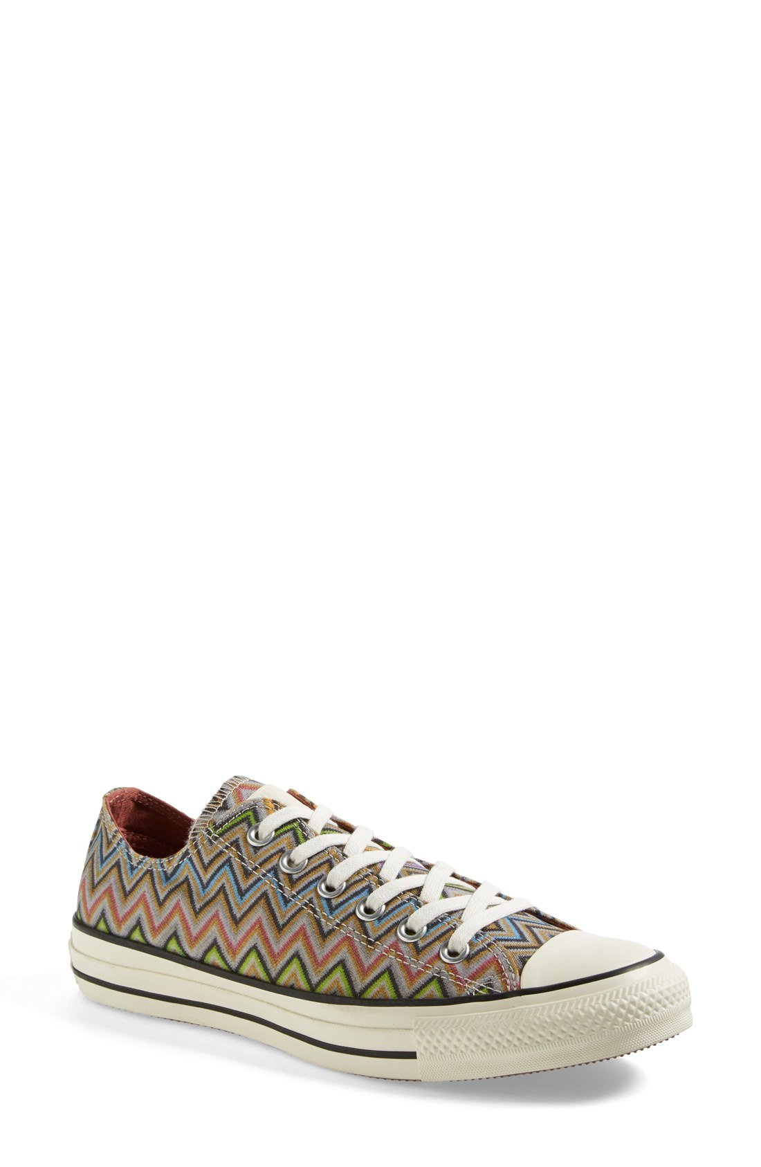 Converse Missoni converse x missoni chuck taylor® all star® low sneaker (nordstrom exclusive  color)(women) | VXCFRNT