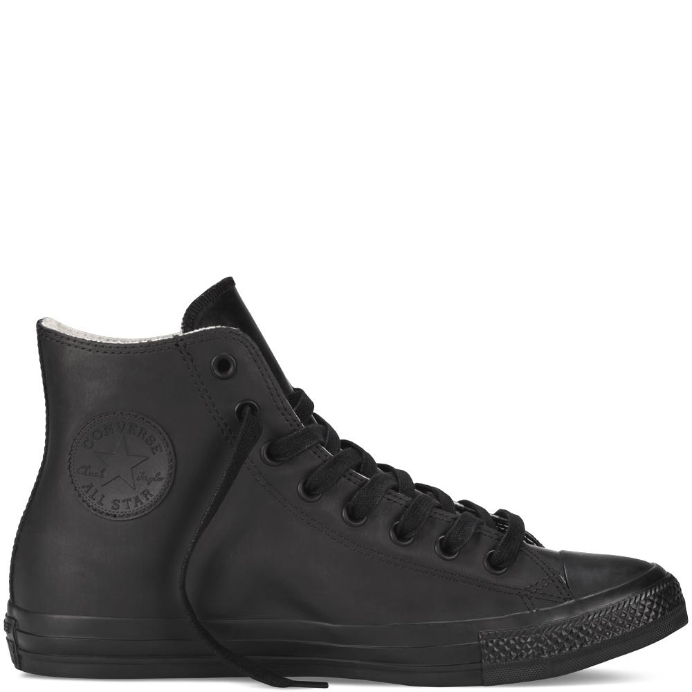 converse rubber chuck taylor all star rubber mono black black LAVBXPE