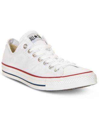 Converse Shoes for Men converse menu0027s chuck taylor low top sneakers from finish line CPPJKZQ