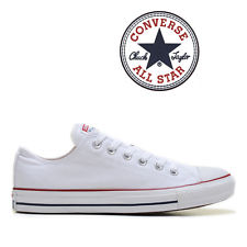 Converse Shoes for Men mens converse chuck taylor all star low top canvas fashion sneaker optical  white JFNLYFE