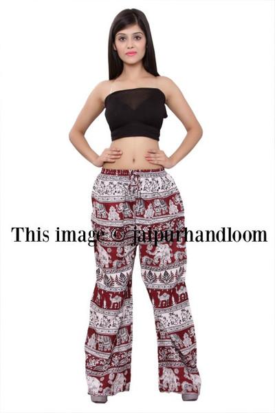 cotton palazzo pants petite plus size palazzo pants party dress YCEEELG