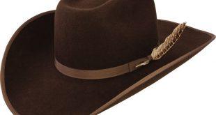 cowboy hats youth resistol holt jr. b cordova felt cowboy hat OYRRWAL