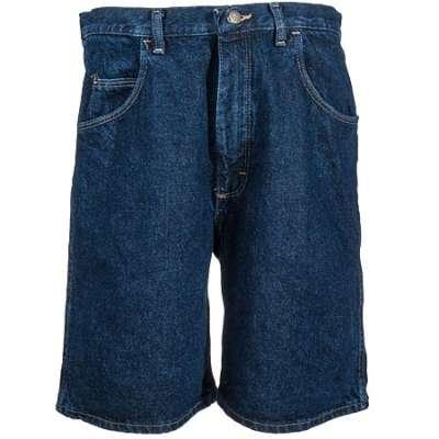 denim shorts for men wrangler rugged wear: mens relaxed fit short 36505rs retro stone VREZHBA