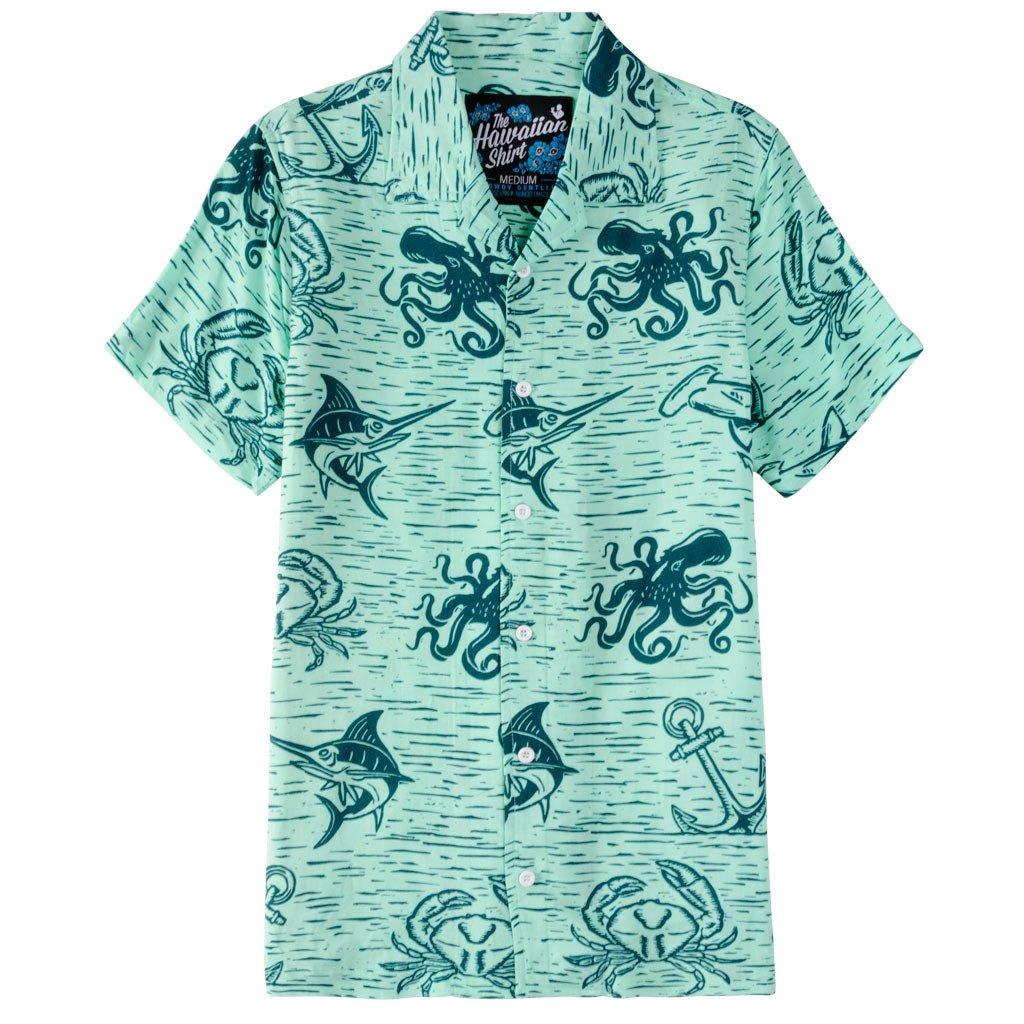 down under hawaiian shirt YBUIOYU
