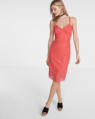 express dresses contrast piped lace sheath dress$88.00express view · piped lace sheath dress OWZLODS