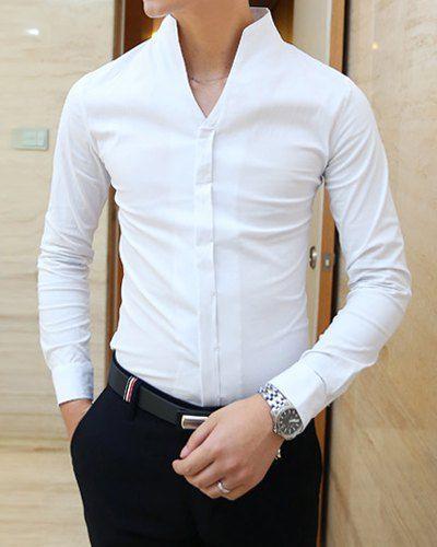formal shirts for men dave thrive formal shirt MJLAFXJ