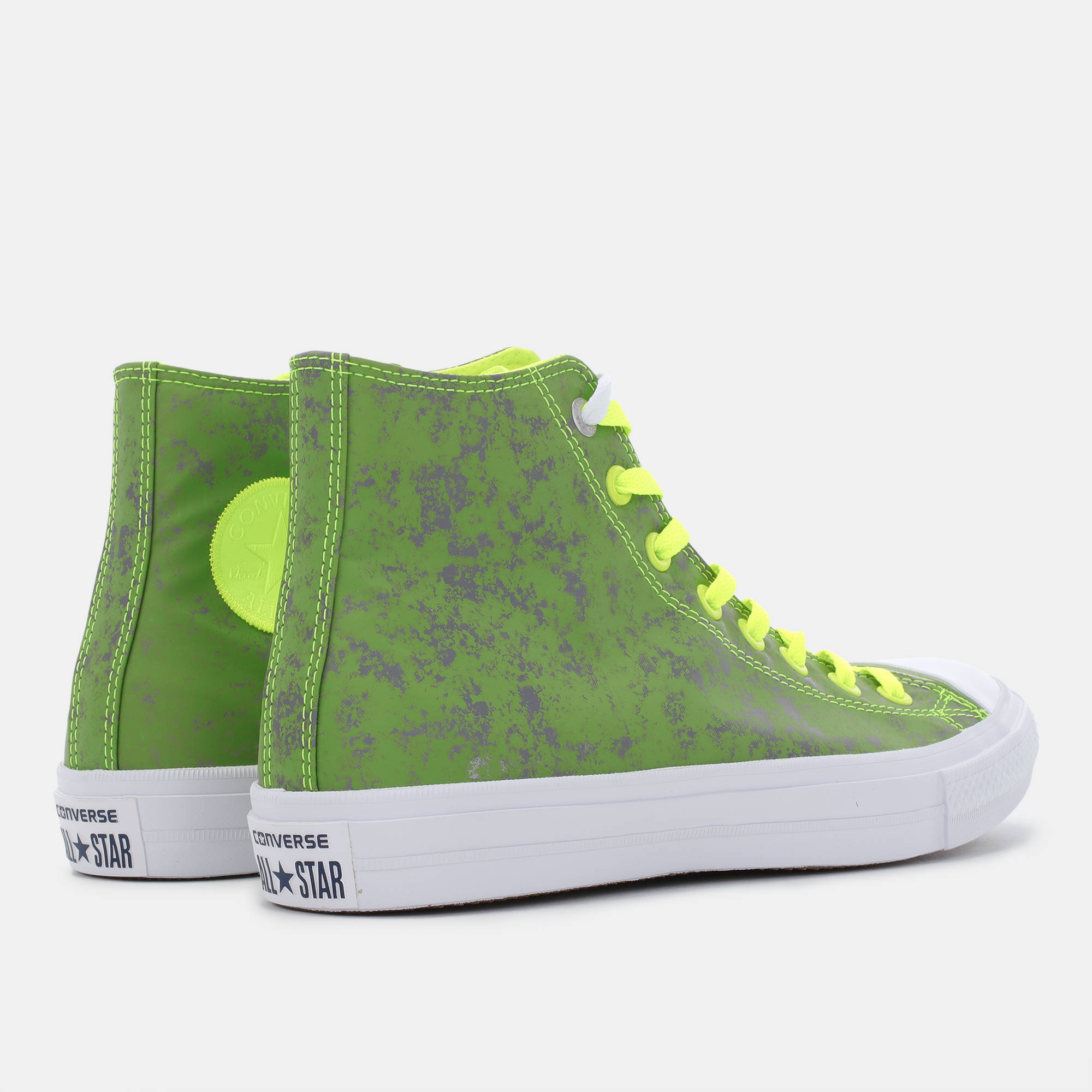 Green Converse – A Distinct Shoe from the Brand!