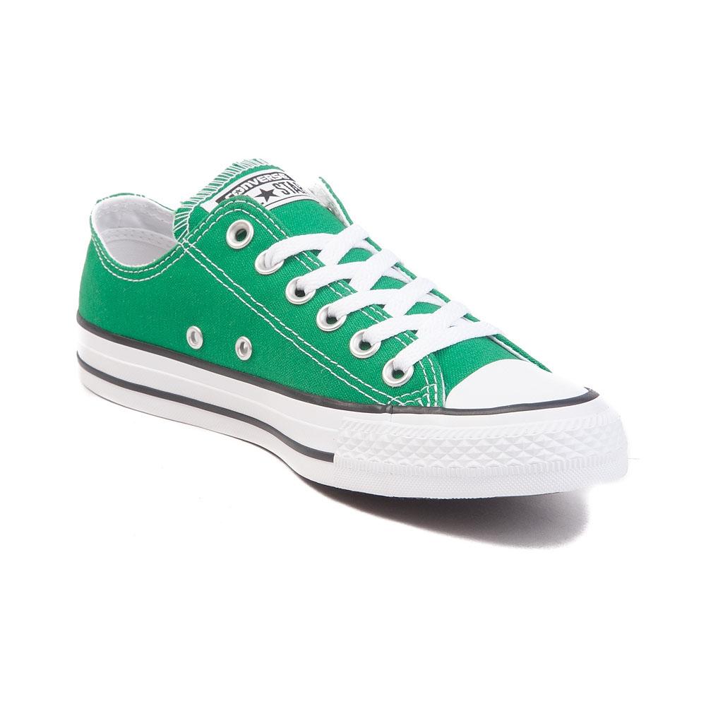 green converse converse chuck taylor all star lo sneaker DIQDEQO