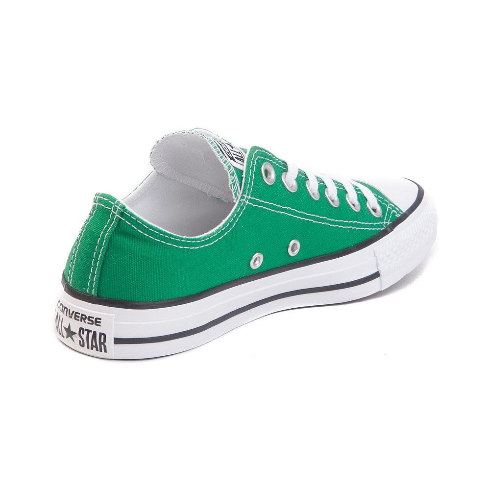 green converse converse chuck taylor all star lo sneaker LCENIQX