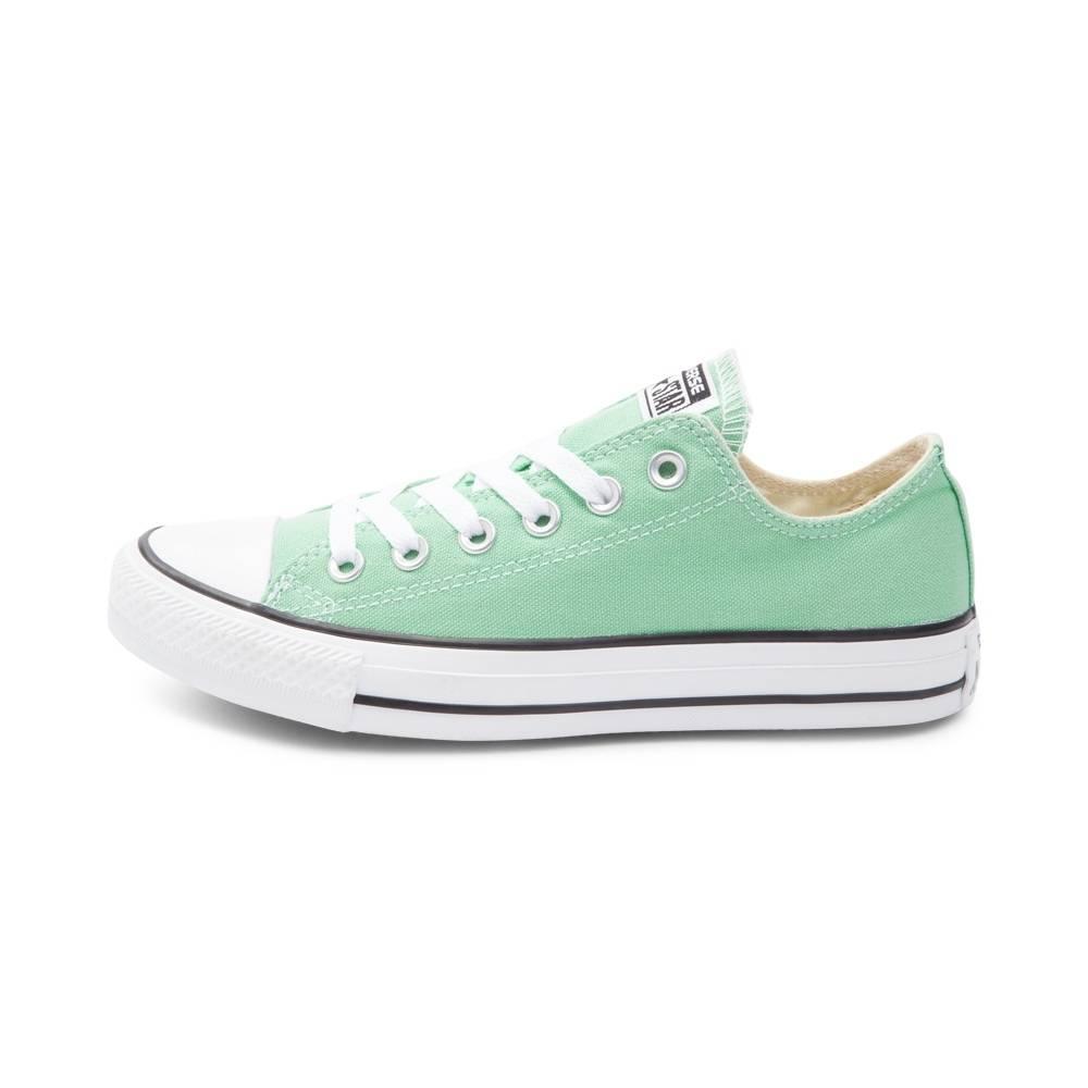 green converse converse chuck taylor all star lo sneaker ODXCNMV