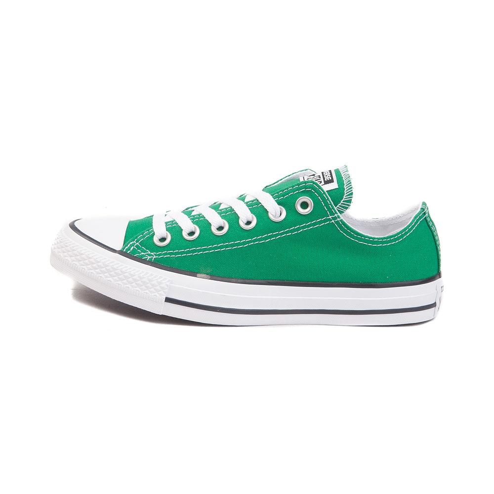 green converse converse chuck taylor all star lo sneaker SPTABUE
