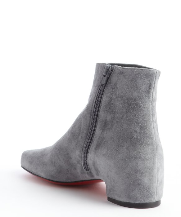 grey suede boots gallery FYTSBHT