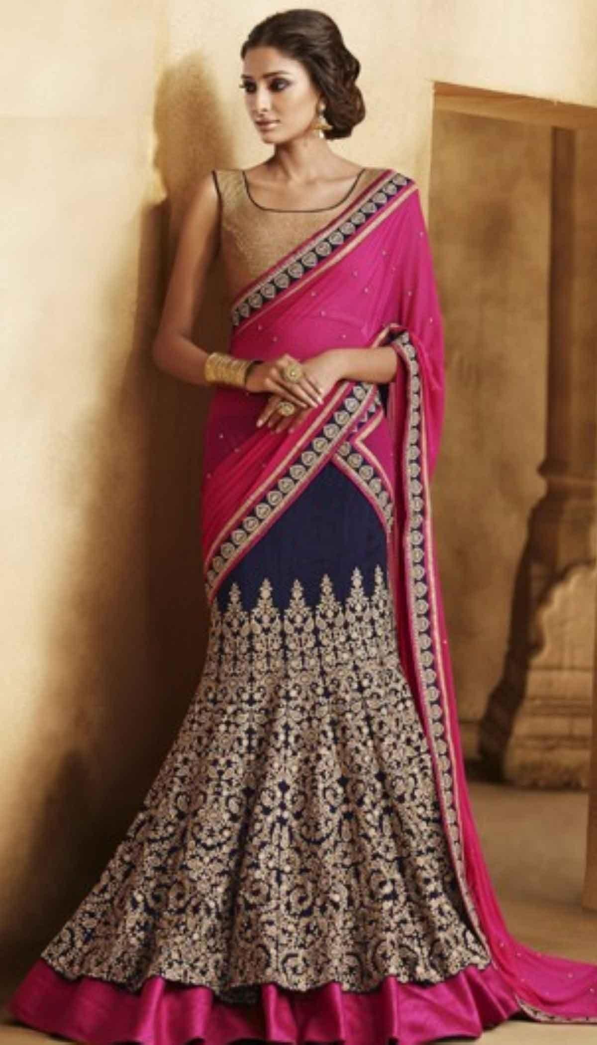 Party Wear Sarees for Elegant Looks - storiestrending.com