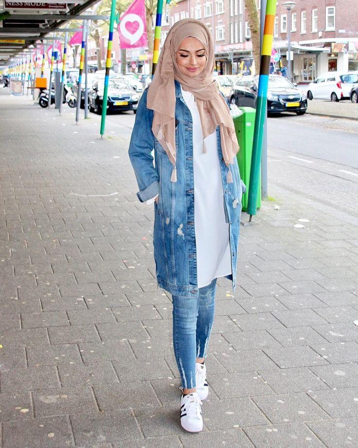 hijab fashion 7,456 likes, 72 comments - @fa.t1ma on instagram: u201ckot ceketim. muslim  fashionhijab ... YASAEJS