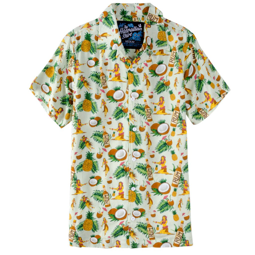 in love with the coco hawaiian shirt DKJBVLA