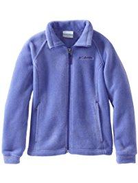 jackets for girls columbia girlsu0027 benton springs fleece jacket YWQJTDC